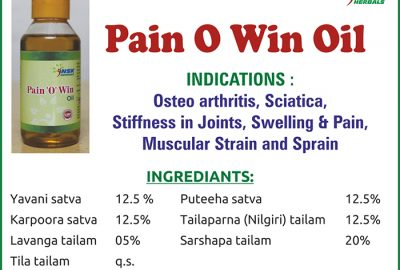 Pain O Win Oil