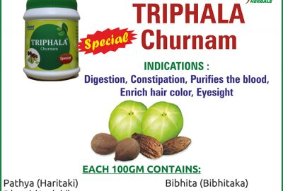 Triphala Churnam